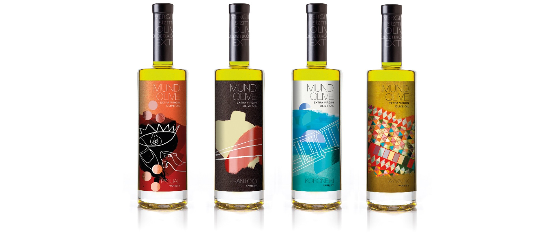 OLIVE OIL LABEL COLLECTION